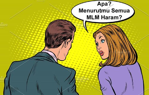 Obrolan 2 Sahabat tentang Halal Haram MLM